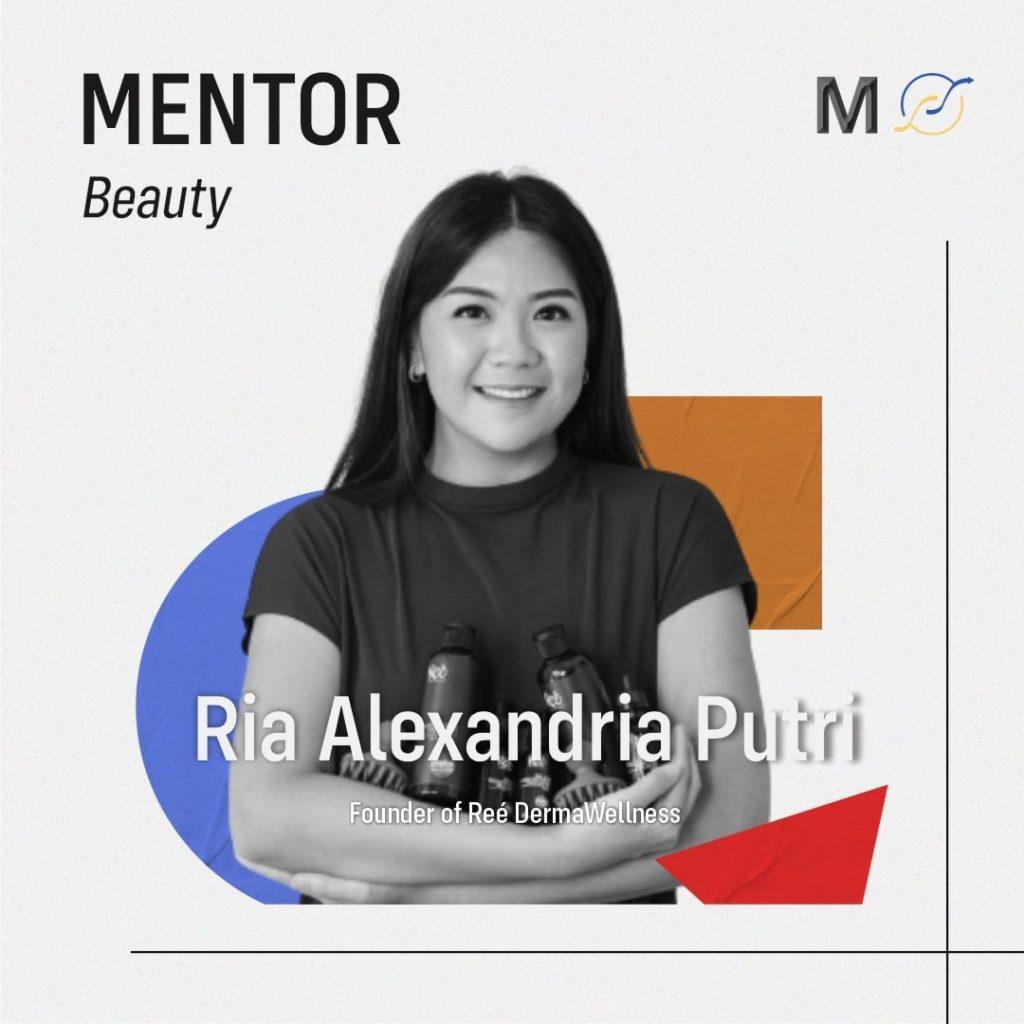Ria Alexandria Putri Beauty Mentor ECHO Masterclass